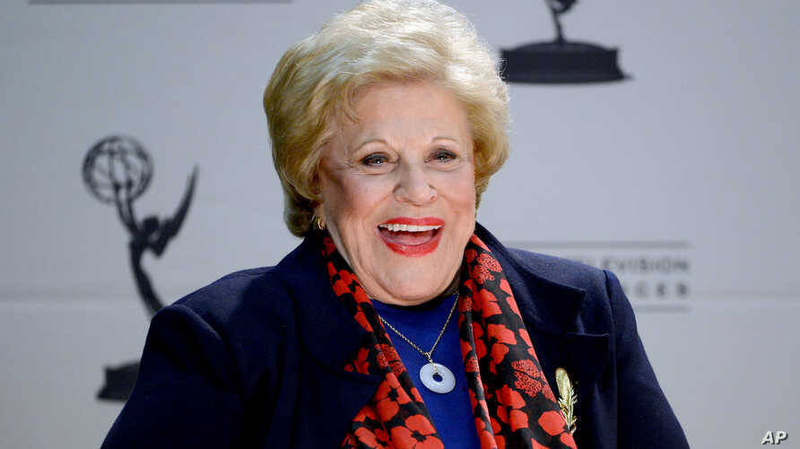 """Actor Kaye Ballard participates in the Academy of Television Arts & Sciences Presents """"Retire From Showbiz? No Thanks!"""" panel at the Academy of Television Arts & Sciences on Jan. 31, 2013 in North Hollywood, California."""