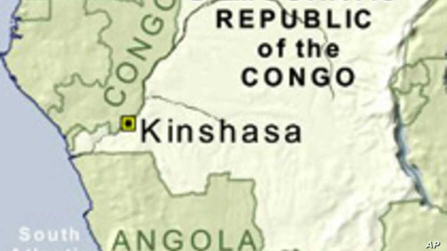 Human Rights Activist Arrested in Congo