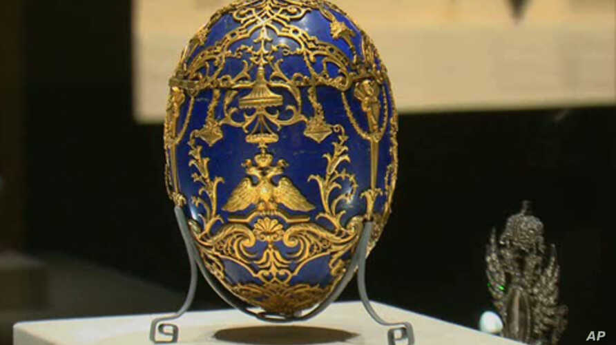 More than 500 pieces by jeweler Karl Fabergé, including hi