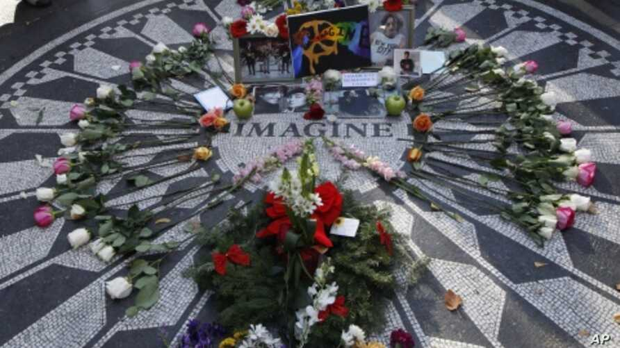 John Lennon Remembered In Worldwide Tributes Voice Of America English