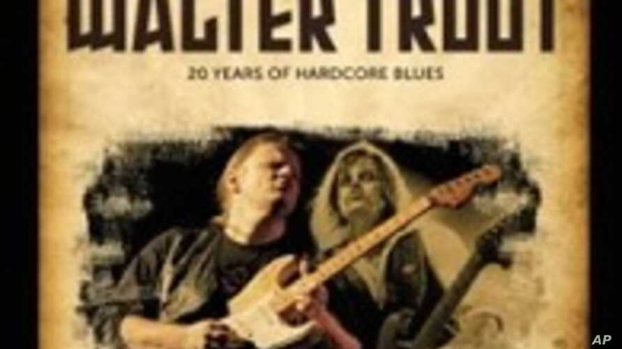 Walter Trout Celebrates 20 Years as Soloist with 'Unspoil