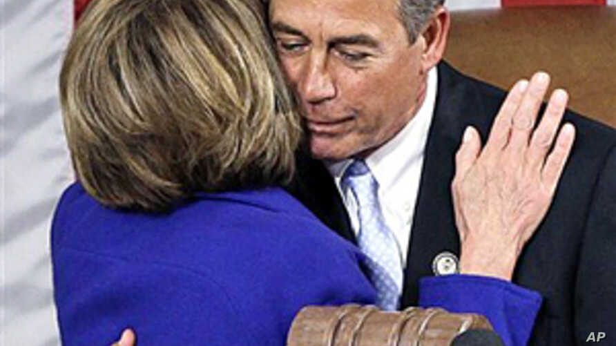 New House Speaker Boehner Promises To End 'Business as Usual'