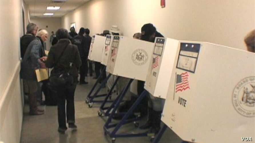 Despite Storm, New York and New Jersey Prepare for Elections