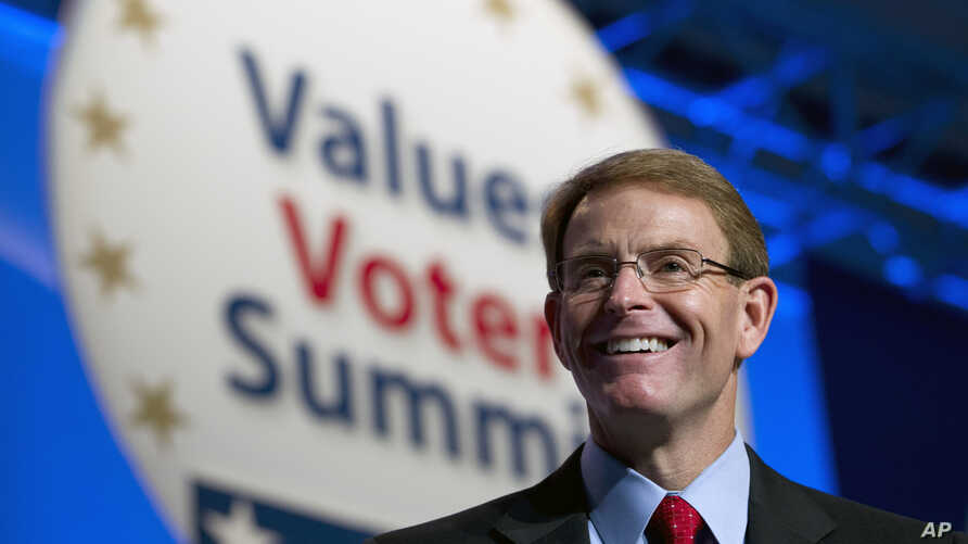 """FILE - Family Research Council President, speaking after the Supreme Court's ruling on the right of same-sex couples to marry, said, """"It is folly for the court to think that it has resolved a controversial issue of public policy."""""""