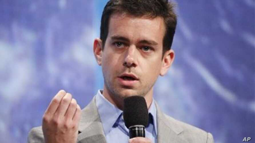Twitter co-founder Jack Dorsey speaks during the Clinton Global Initiative,  in New York (File Photo)