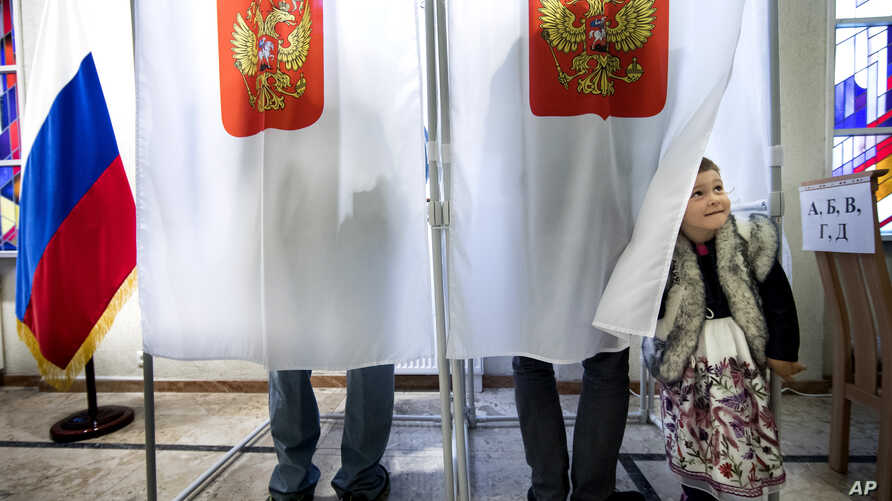 Lithuania Russia Election