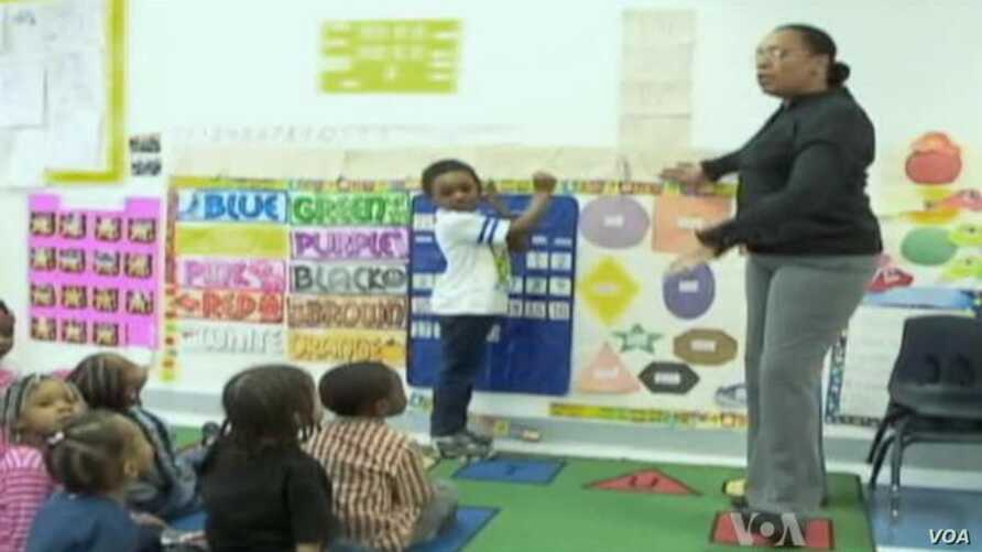 Some Conservatives See US Shutdown of Early Education Programs as Opportunity