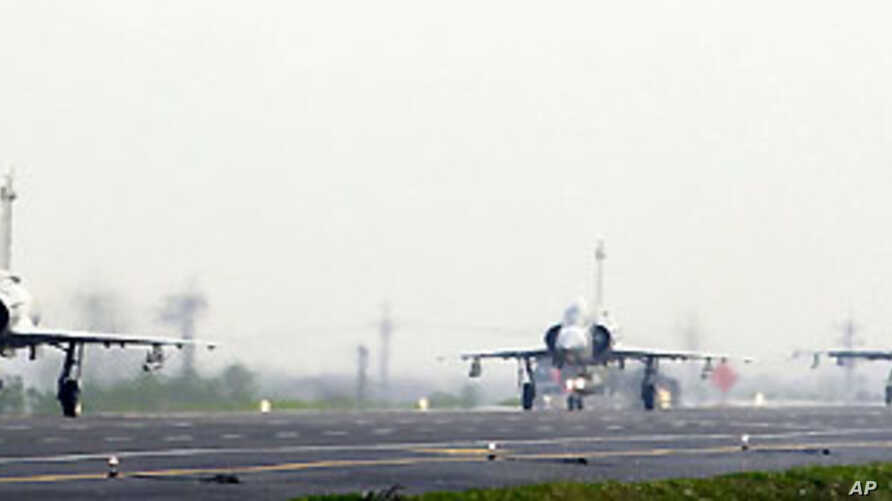 Taiwan fighter jets (file photo)