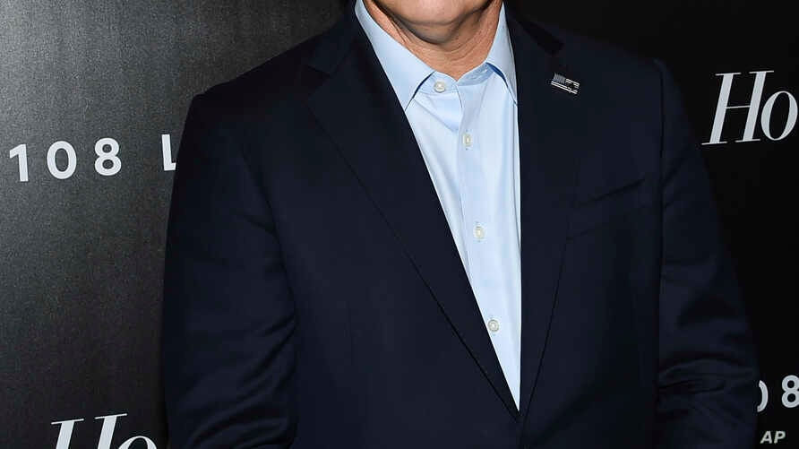 FILE - Fox News talk show host Sean Hannity attends The Hollywood Reporter's annual 35 Most Powerful People in Media event in New York, April 12, 2018.