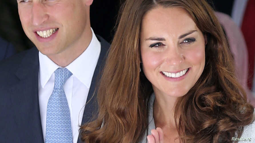 Britain's Prince William and Catherine, Duchess of Cambridge, September 13, 2012.