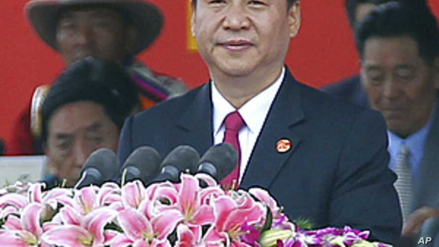 Chinese VP Pledges Accelerated Development in Tibet