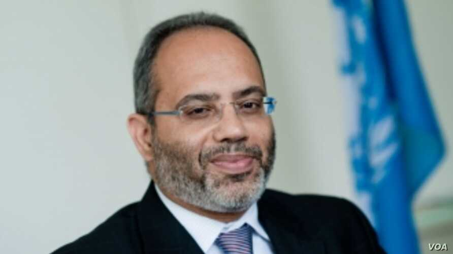 U.N. Executive Secretary of the Economic Commission for Africa Carlos Lopes