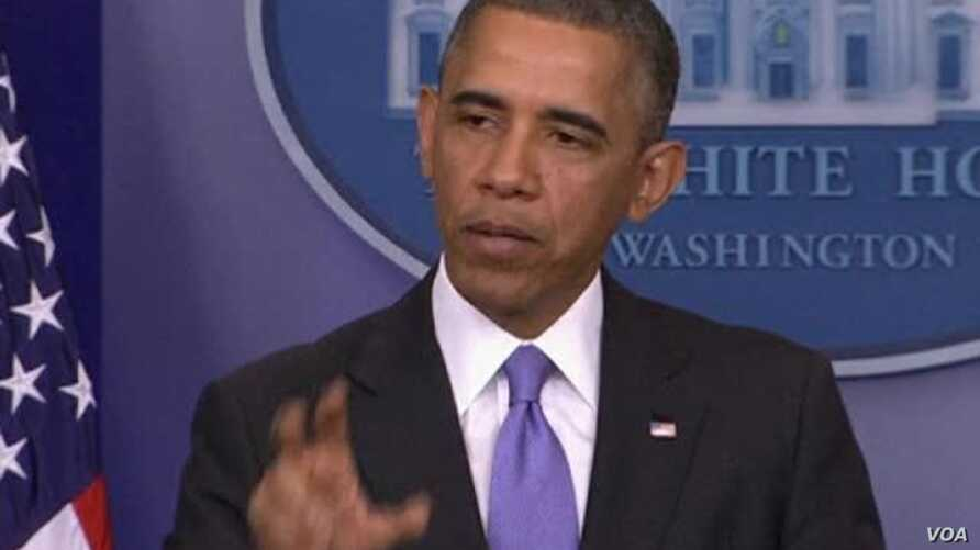 Obama: Possible Iran Deal Won't Touch Core Sanctions