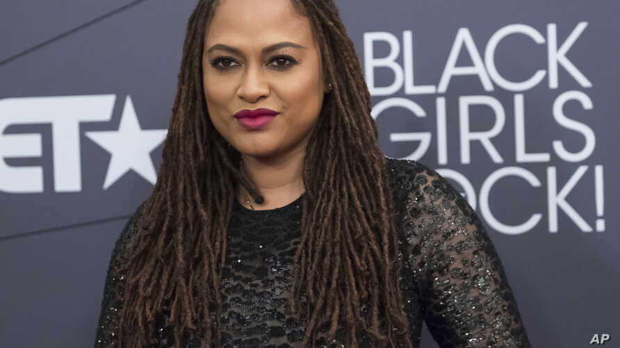 Ava DuVernay attends the Black Girls Rock! Awards at New Jersey Performing Arts Center, Aug. 26, 2018, in Newark, N.J.