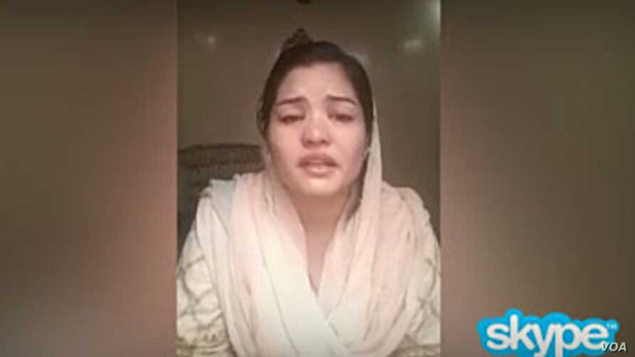 Pakistani lawyer Jalila Haider recalls day of Quetta attack, Aug. 8, 2016.