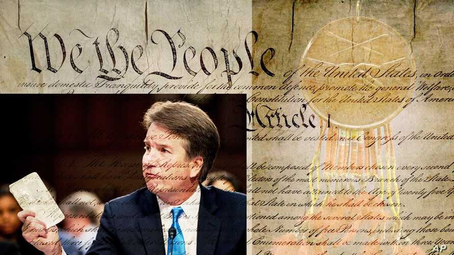 Many Native Americans worry that Supreme Court justice candidate Brett Kavanaugh could work to restrict tribal sovereignty, which they say is guaranteed by the U.S. Constitution.
