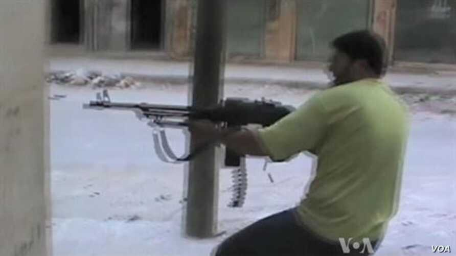 Expert: Jihadists Joining With Syrian Rebels