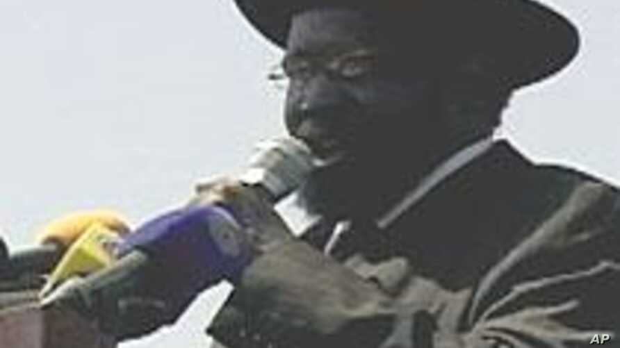 South Sudan Leader Predicts A South Break Away From the North