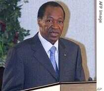 Campaore to Chair Inter-Guinean Dialogue Tuesday