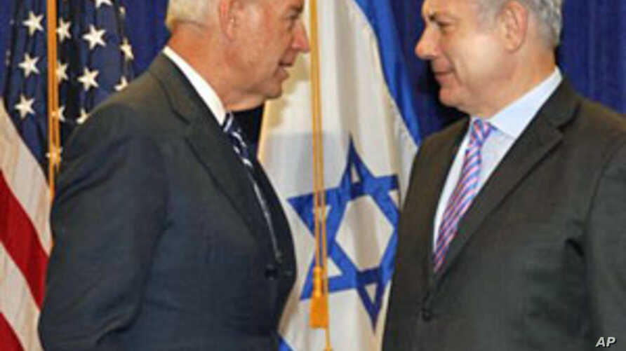 A Rocky Year for US-Israel Relations