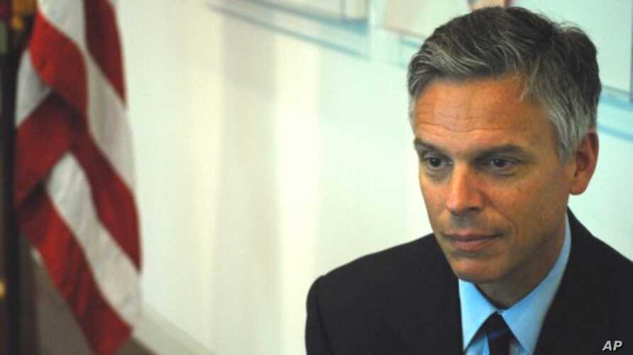 U.S. Ambassador to China Jon Huntsman