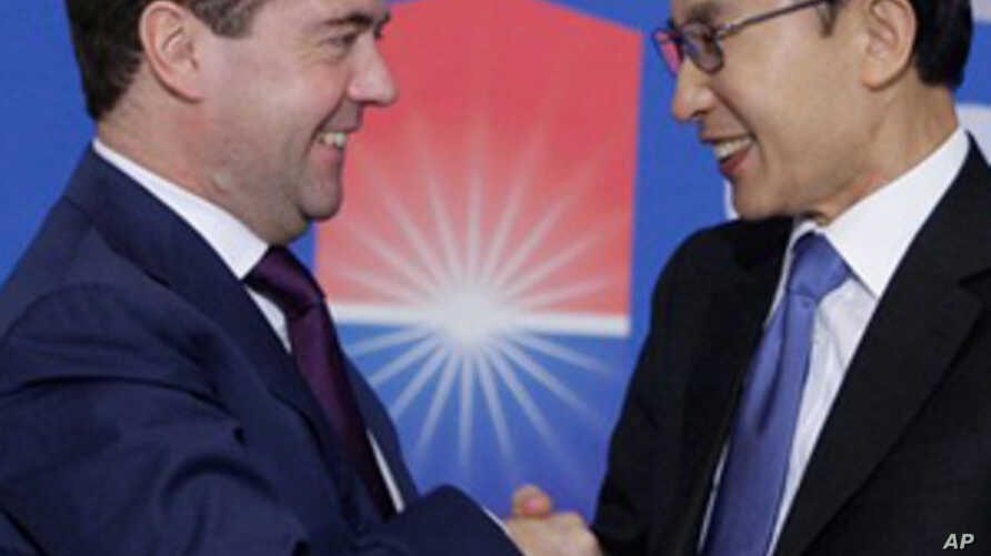 Russia Seeks Investment And Trade In South Korea