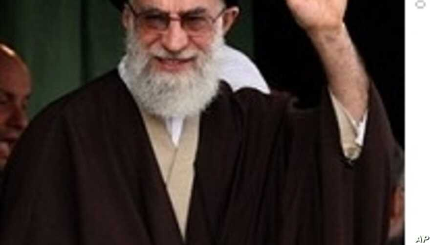 Iran's Supreme Leader Throws Cold Water on Nuclear Negotiations