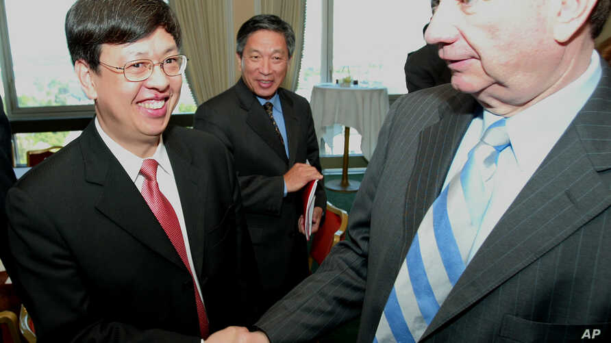 FILE - Epidemiologist Chen Chien-jen served as Taiwan's health minister from 2003 to 2005.