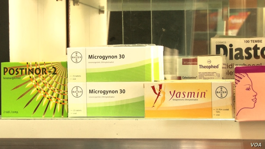Less invasive medical treatments for infertility have become popular in Kenya, such as taking the prescription medicines to spur ovulation, March 29, 2016. (R. Ombuor/VOA)