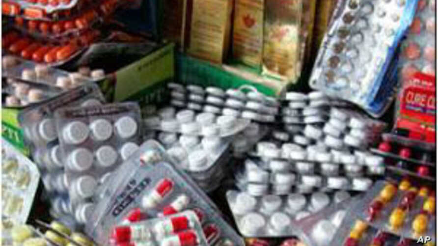 Liberia Tackles Counterfeit Drugs