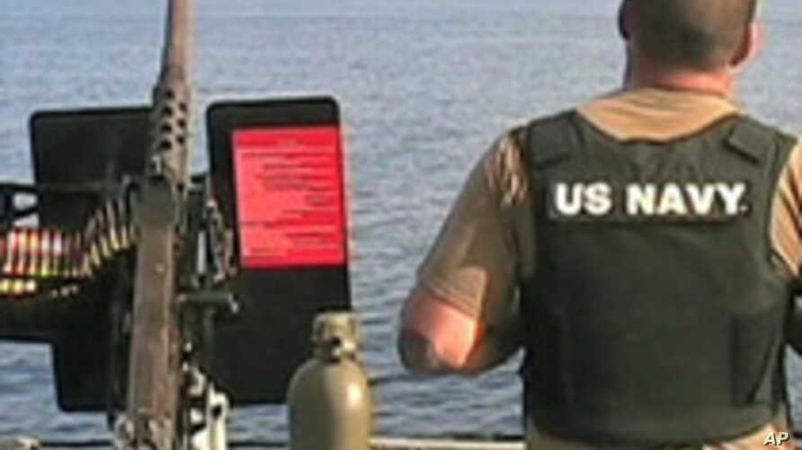 Officials Say Somali Piracy is Declining