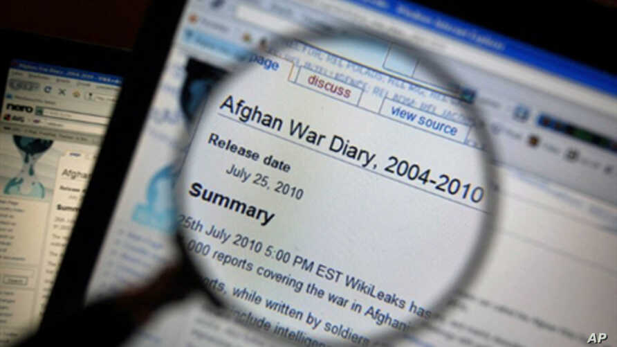 In July, 2010, Wikileaks exposed some 77,000 secret military documents on the Afghan war
