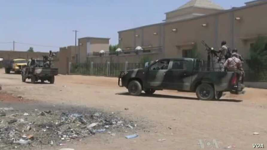 Mali Residents Wary about French Withdrawal