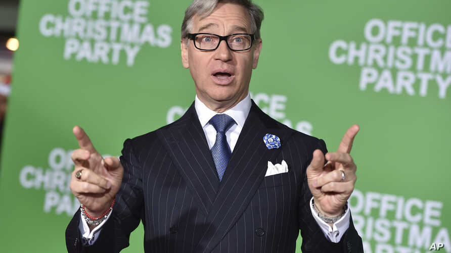 """FILE - Paul Feig arrives at the Los Angeles premiere of """"Office Christmas Party"""" at the Village Theatre Westwood, Dec. 7, 2016."""