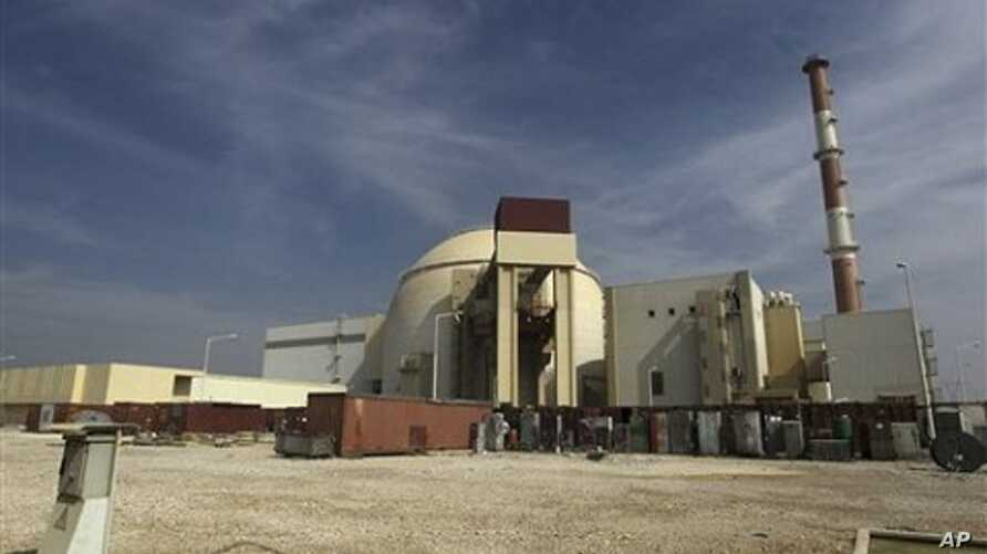 The reactor building of the Bushehr nuclear power plant is seen, just outside the southern city of Bushehr, Iran (File Photo)