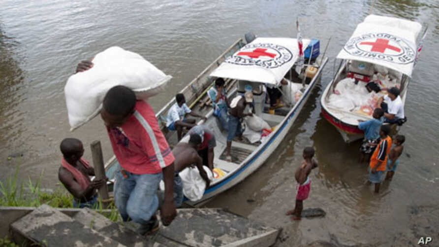 ICRC Launches Billion-Dollar Appeal for 2010