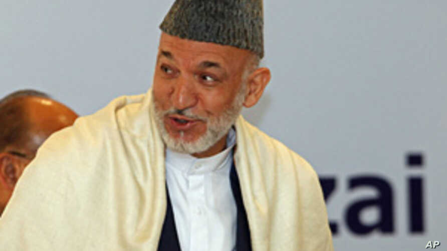 Karzai Reassures Pakistan on India Deal