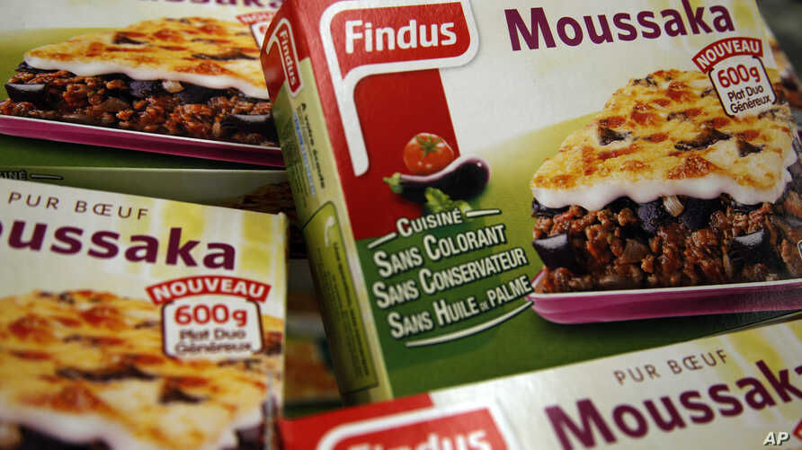 Complex trading between wholesalers has made it increasingly difficult to trace the origins or destination of food like the horsemeat disguised as beef being sold in frozen meals across Europe's open borders, February 11, 2013.