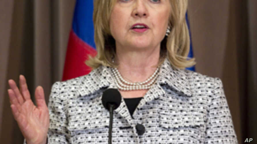 Clinton Prepares for Economic-Oriented Africa Tour