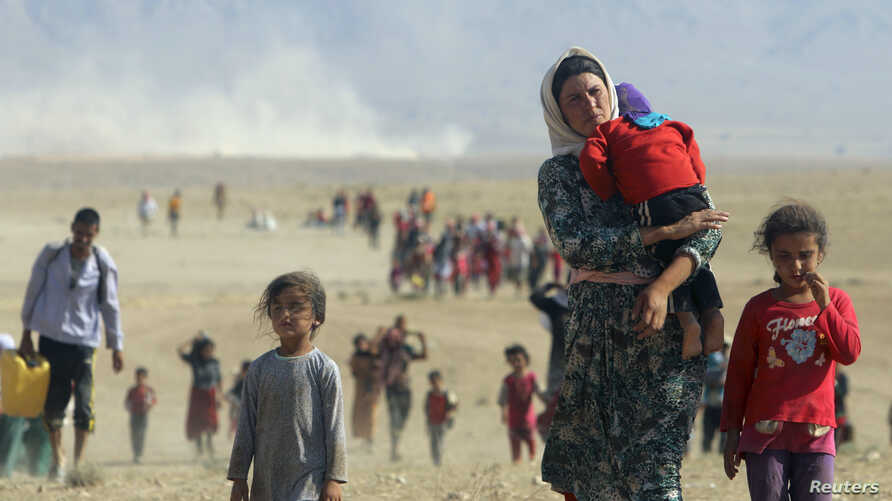 Iraq's children of caliphate face stateless future