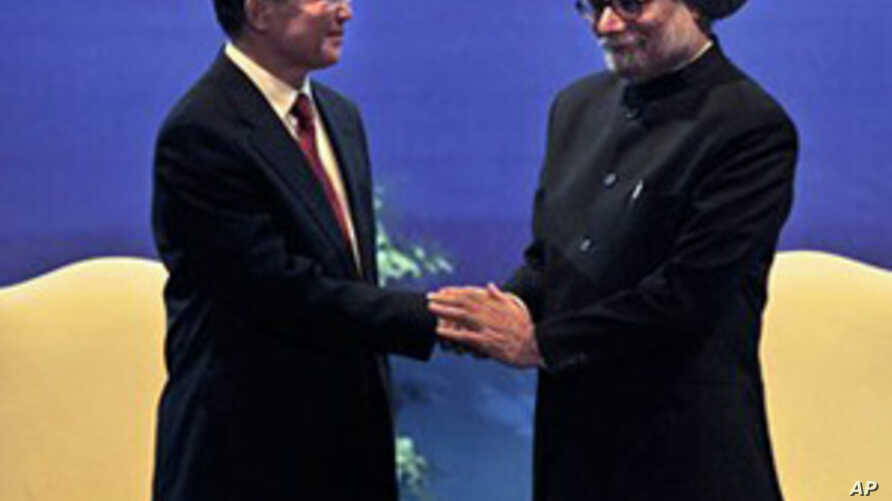 India Seeks Lower Trade Barriers With China