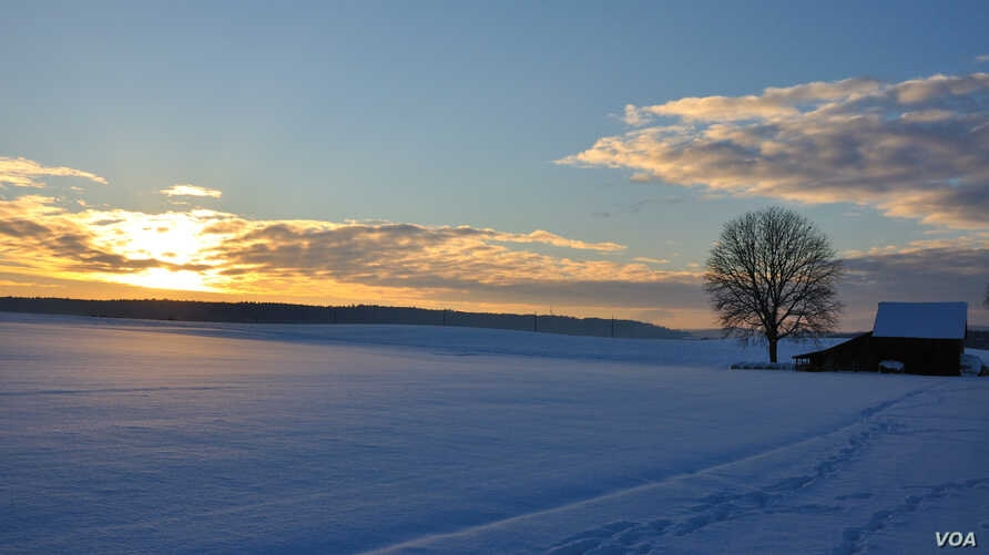 Short winter days give many a depression-like disorder called seasonal affective disorder, or SAD