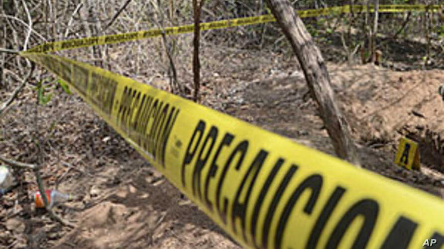 Mass Grave Found in Northern Mexico