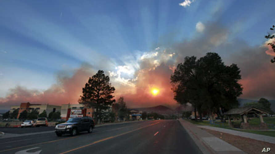 Nuclear Lab Takes More Precautions Against Wildfire