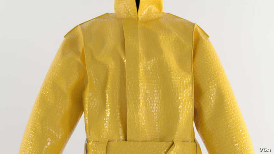 An example of virtual clothing that can be seen from Carling's digital collection on the Scandinavian fashion firm's website.