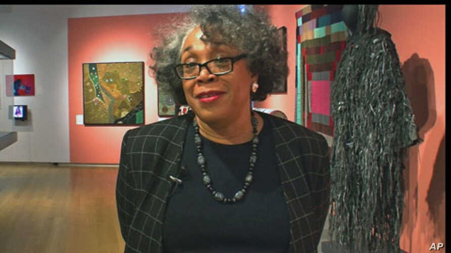 Lowery Stokes Sims, co-curator of 'The Global Africa Project', Jan 2011