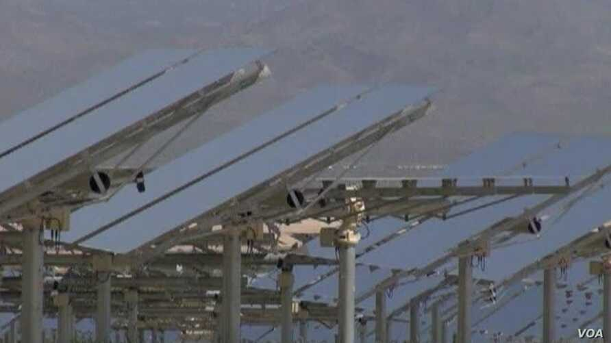 World's Largest Solar Plant to Go Online in California