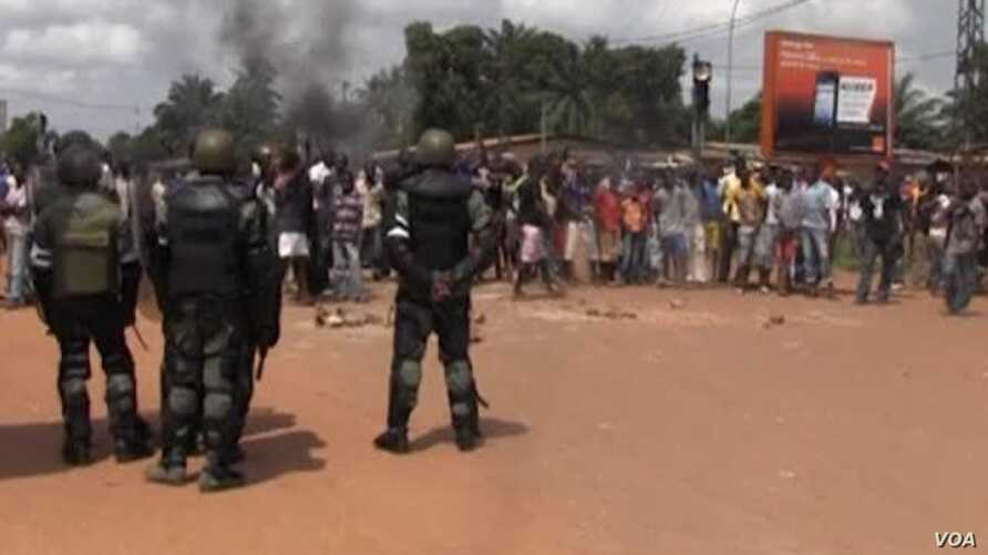 2 Killed as Violence Erupts in CAR
