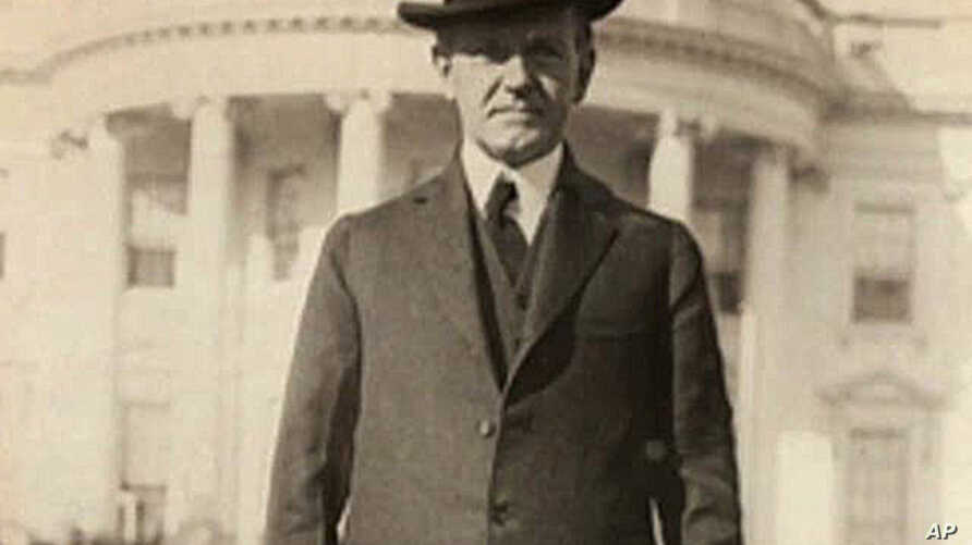 Calvin Coolidge was a man of few words who reduced taxes, lowered federal spending and signed a bill granting full citizenship to native Americans during his presidency.