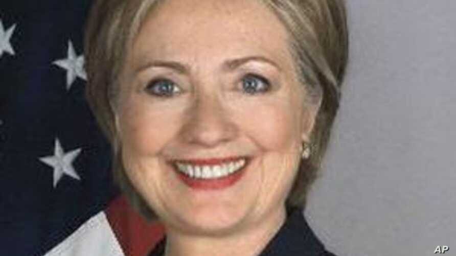 Clinton Departs for Tour of Latin America